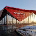 Аэропорт Саранска принял первый регулярный рейс после реконструкции